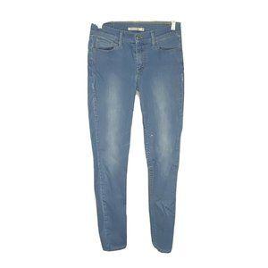 Levi's 710 Super Skinny Jeans 29 Womens